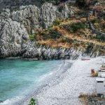 Le Magne - plage - Grèce