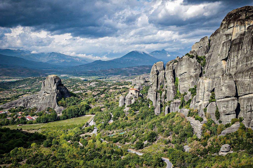 Météores - Grèce - Agios Nikolaos