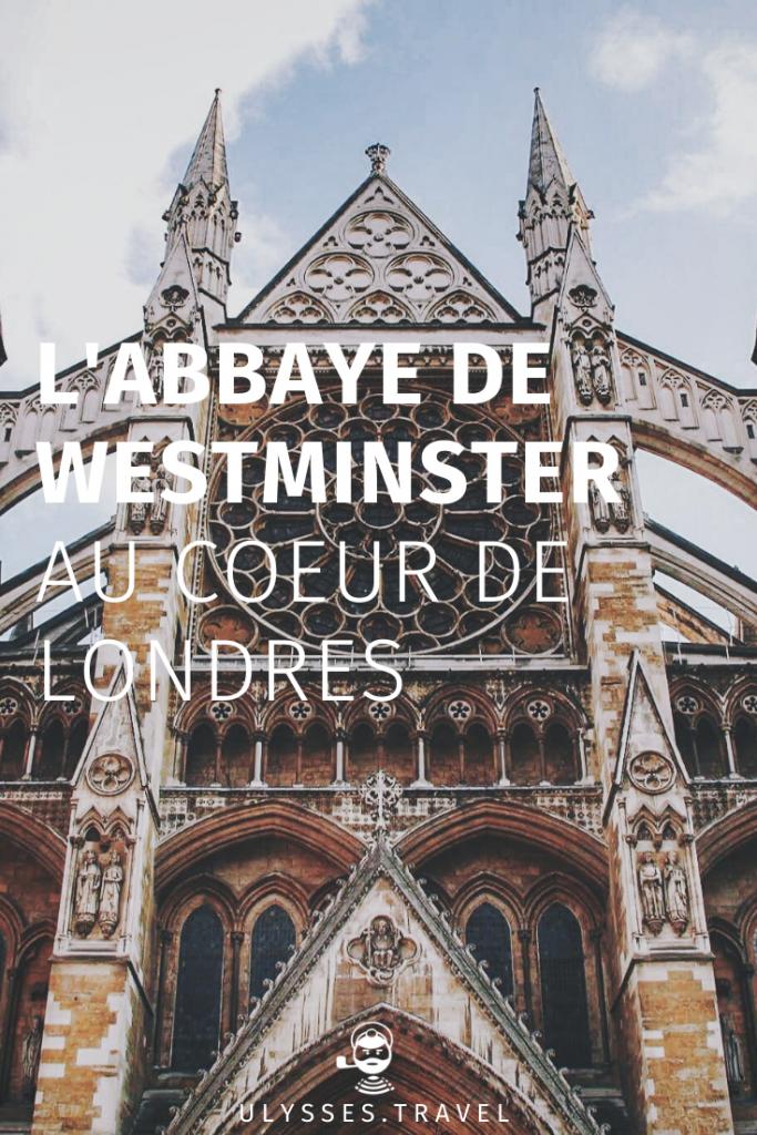 Abbaye de Westminster - pinterest