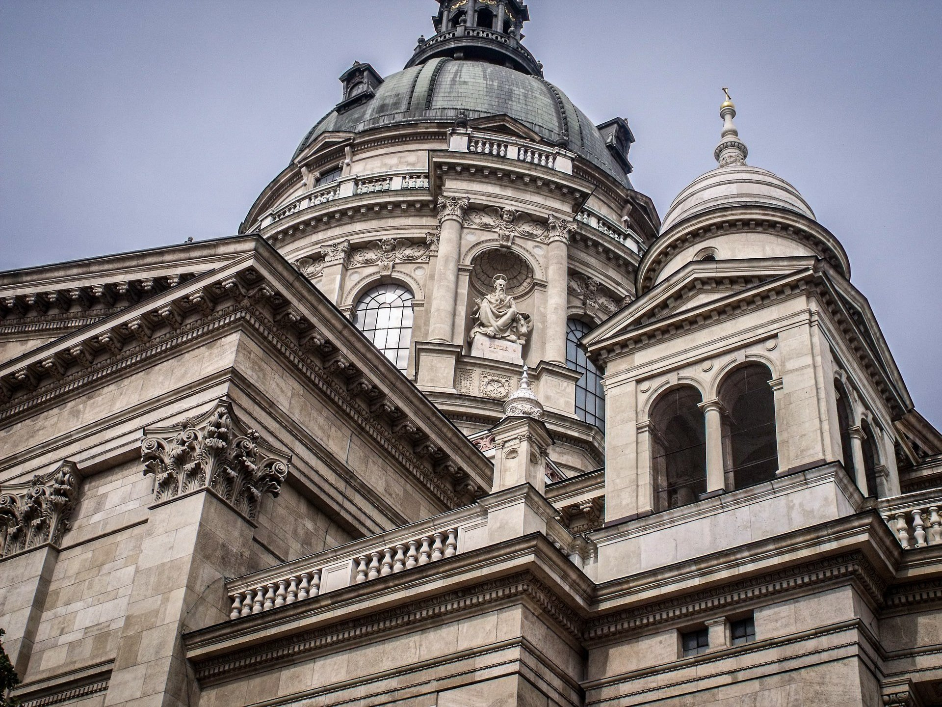 St. Stephen's Basilica in Pest - Budapest