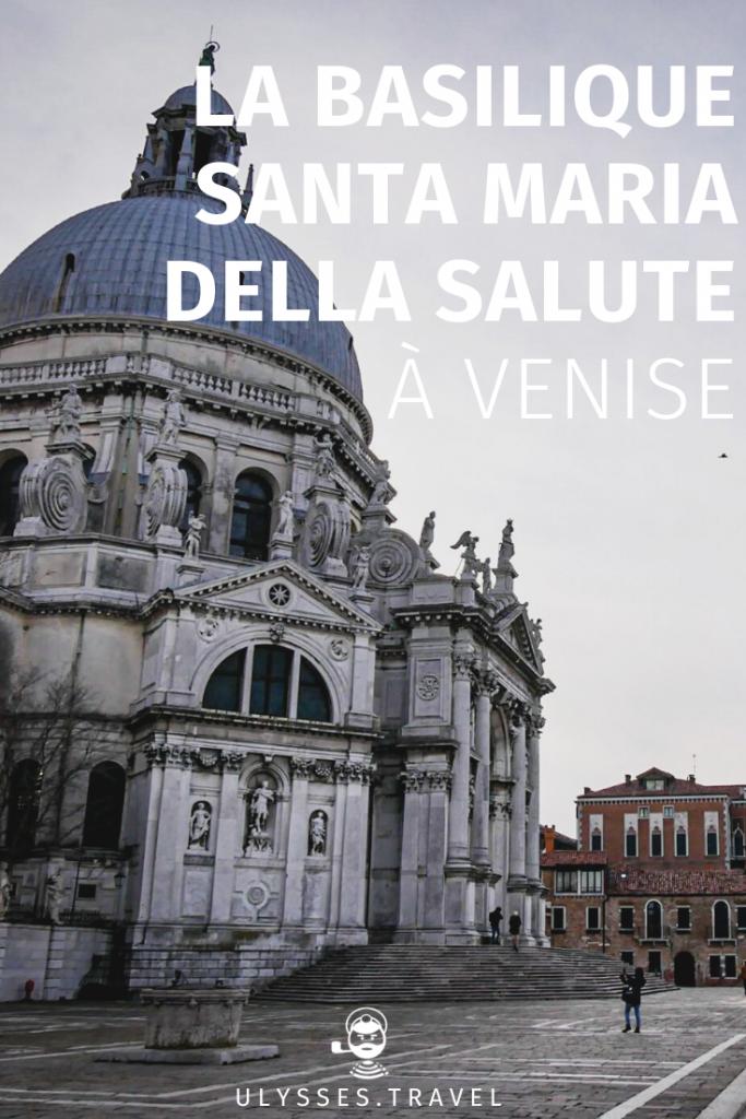 Basilica of Santa Maria della Salute - Venice - Pinterest