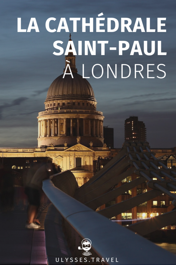 Cathédrale St Paul - Londres - Pinterest