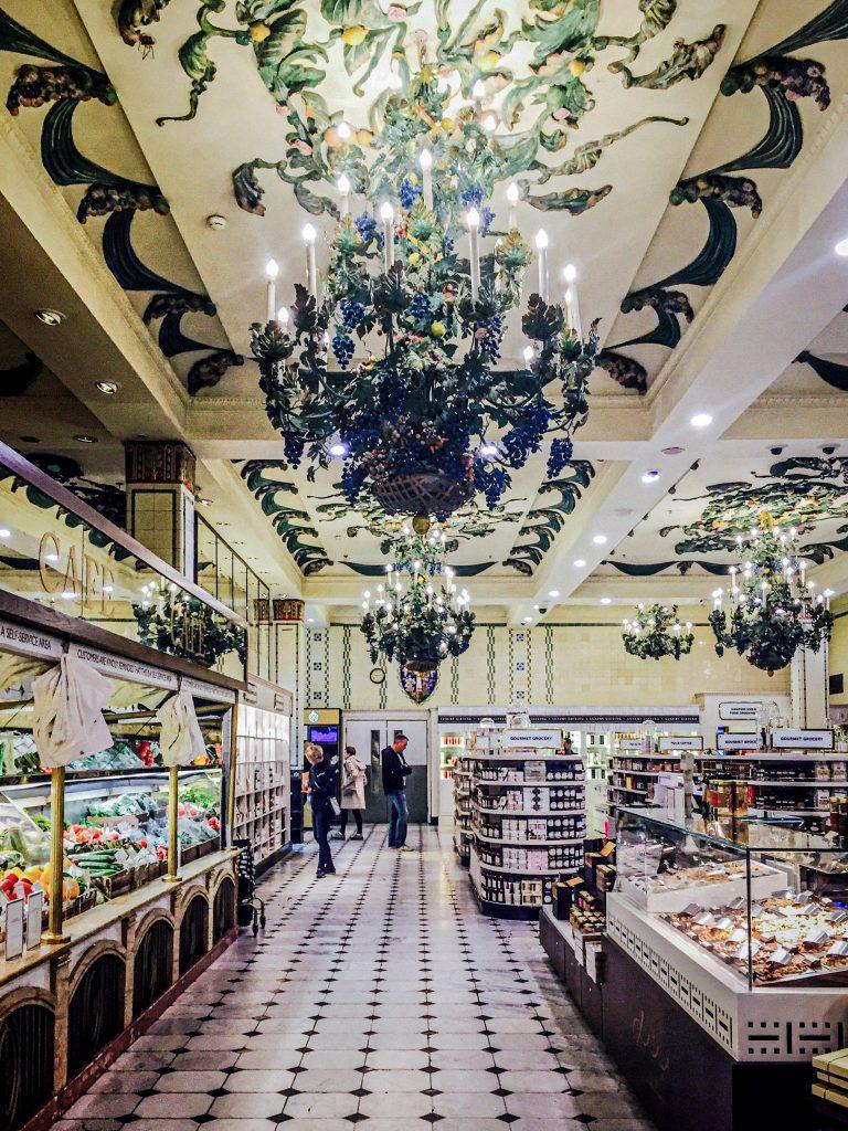 Épicerie fine - Harrods - Londres
