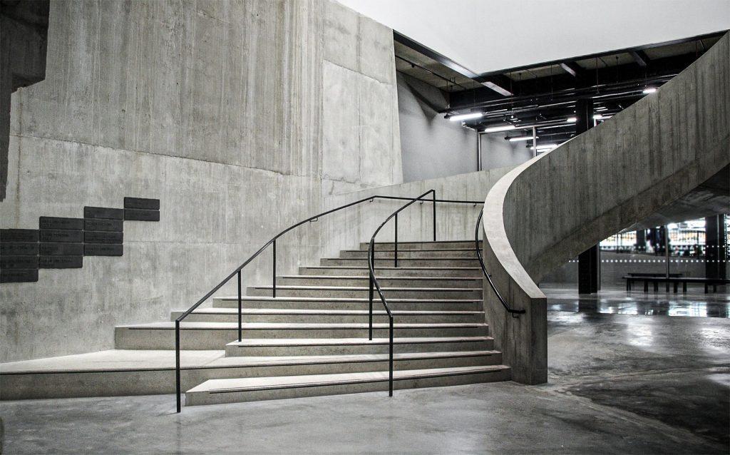 Escaliers - Tate Modern - Londres