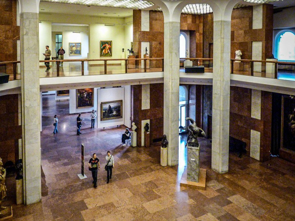 Galerie nationale hongroise - Budapest