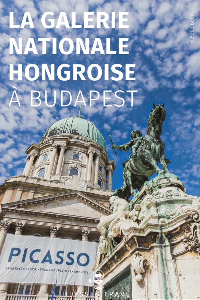 Galerie nationale hongroise - Budapest - Pinterest