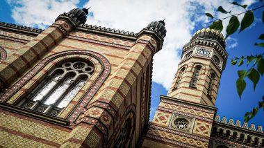 Grande Synagogue de Budapest (Synagogue Dohány)