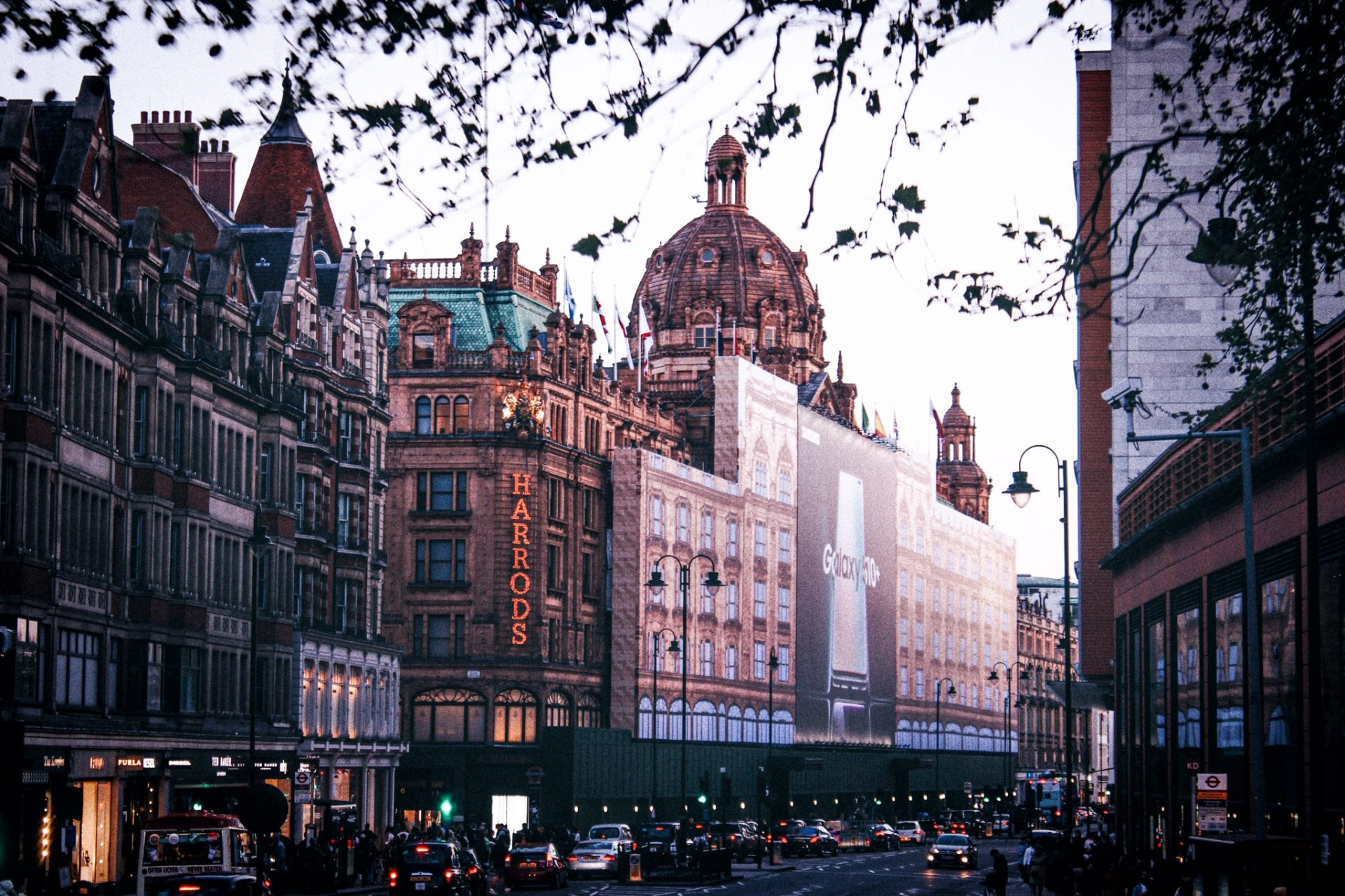 Harrods - Londres