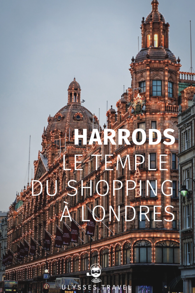 Harrods - Londres - Pinterest