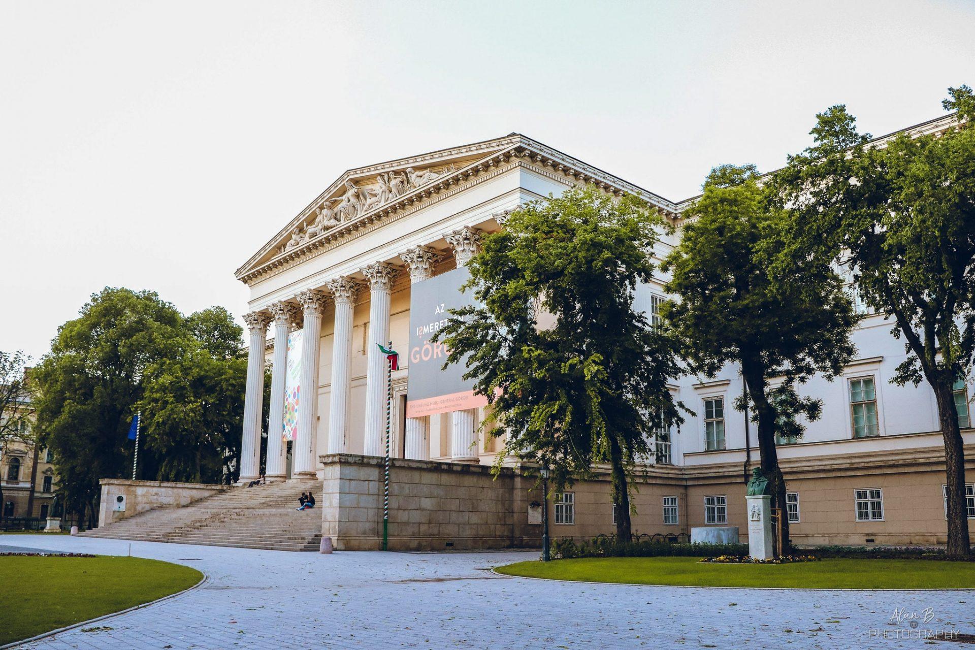 Musée national hongrois - Budapest