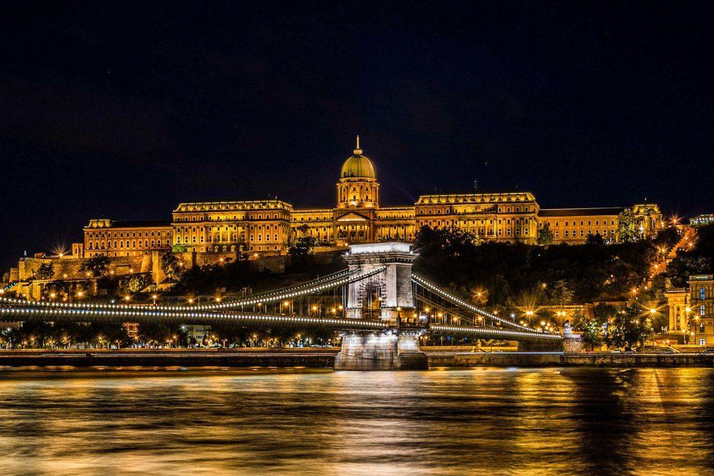Palais de Budavár - Budapest (Château de Buda)