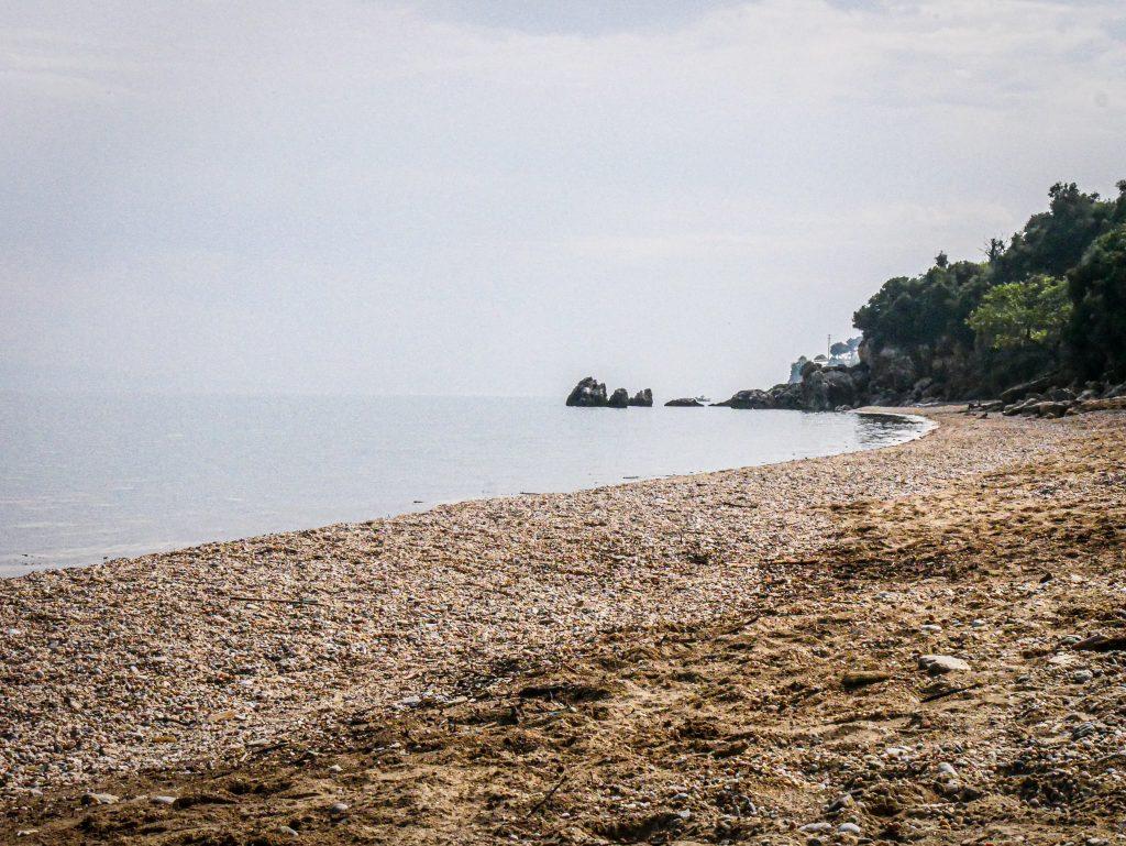 Pélion - plage