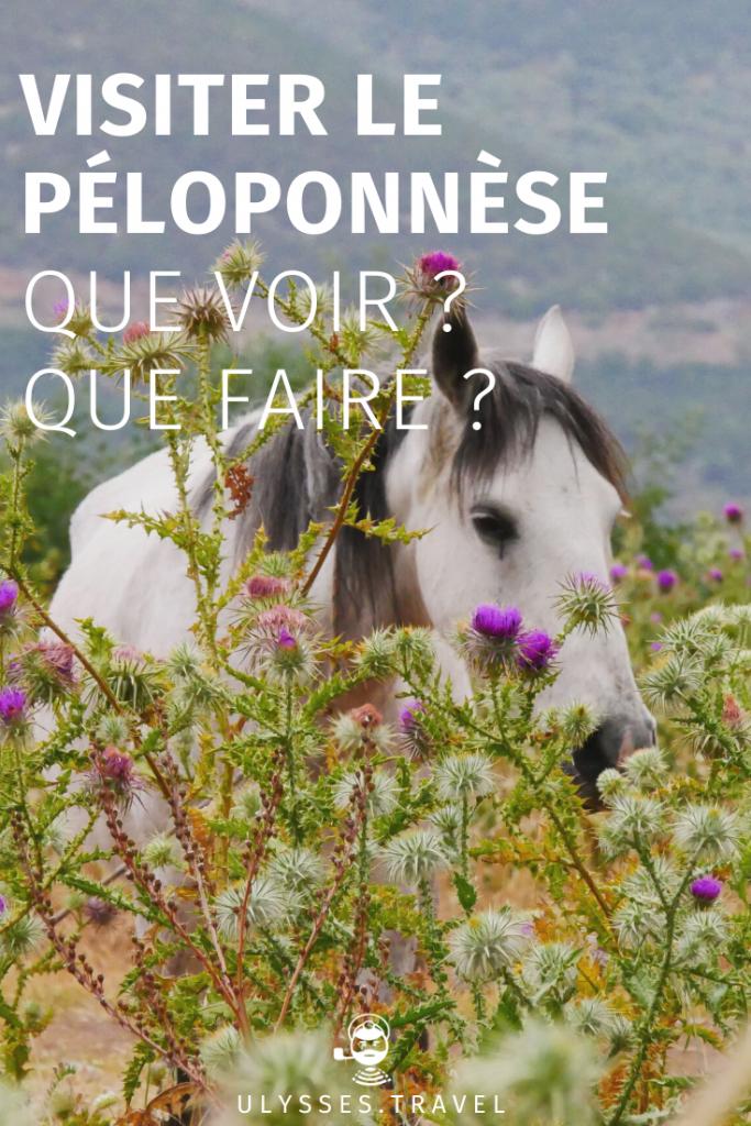 Visiter le Péloponnèse - Pinterest