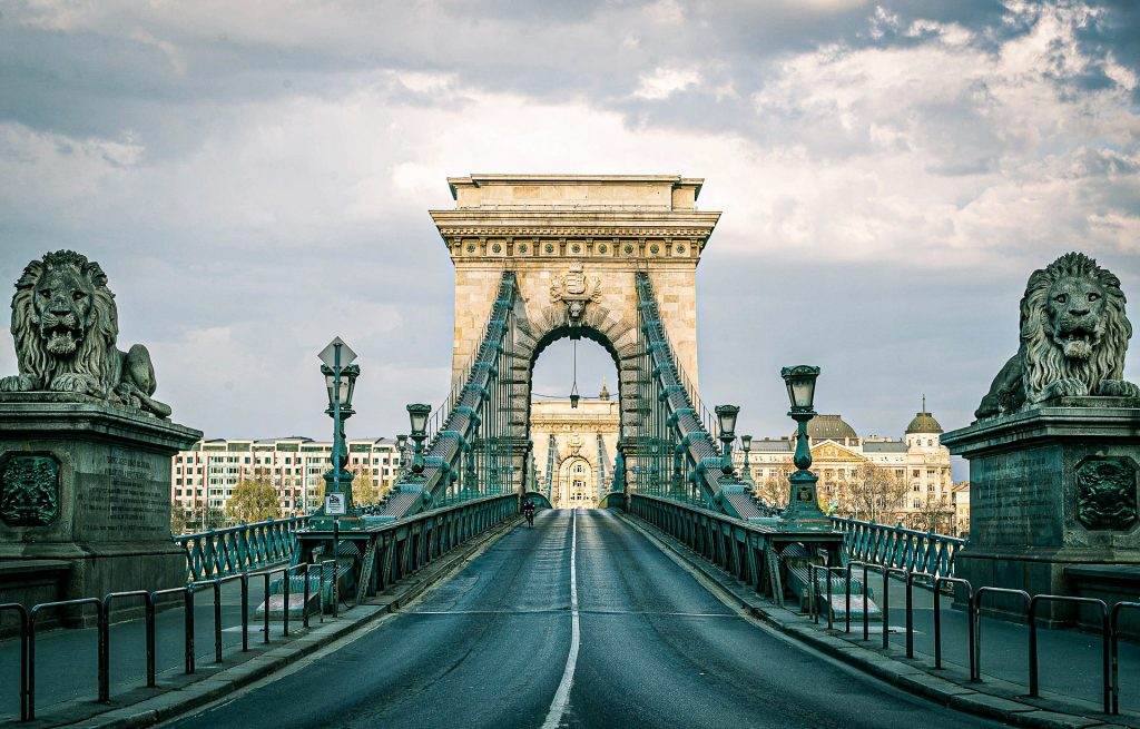 Pont des Chaînes - Budapest