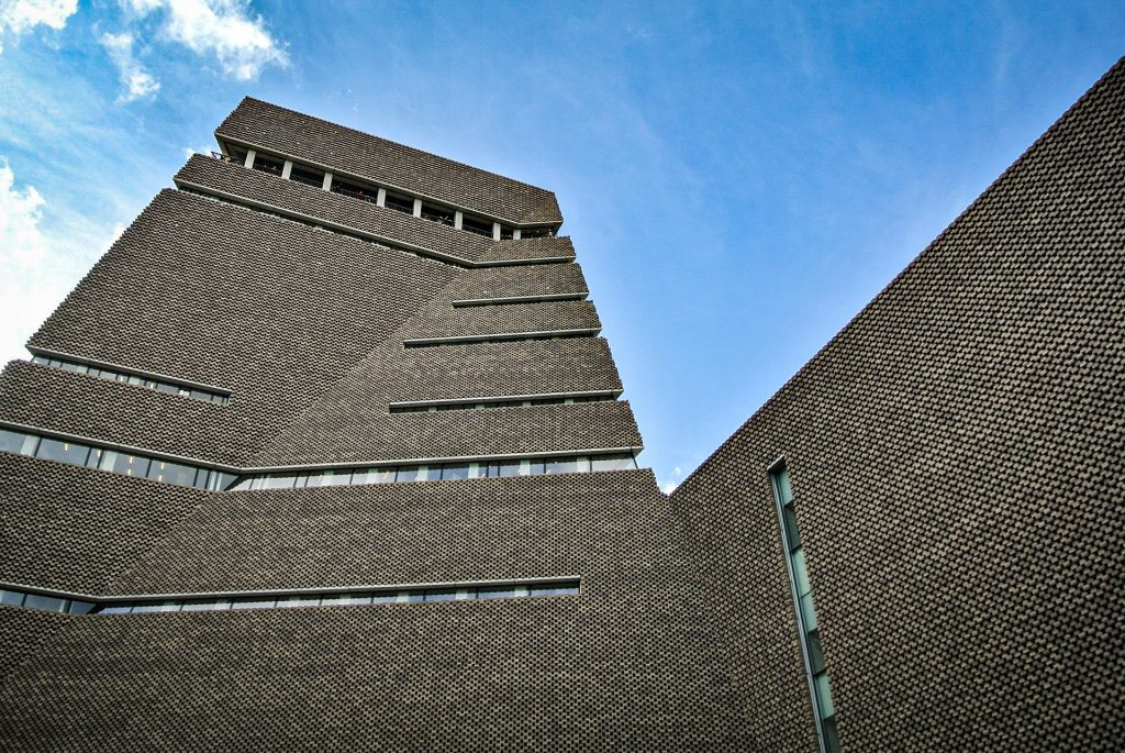 The Switch House - Tate Modern - Londres