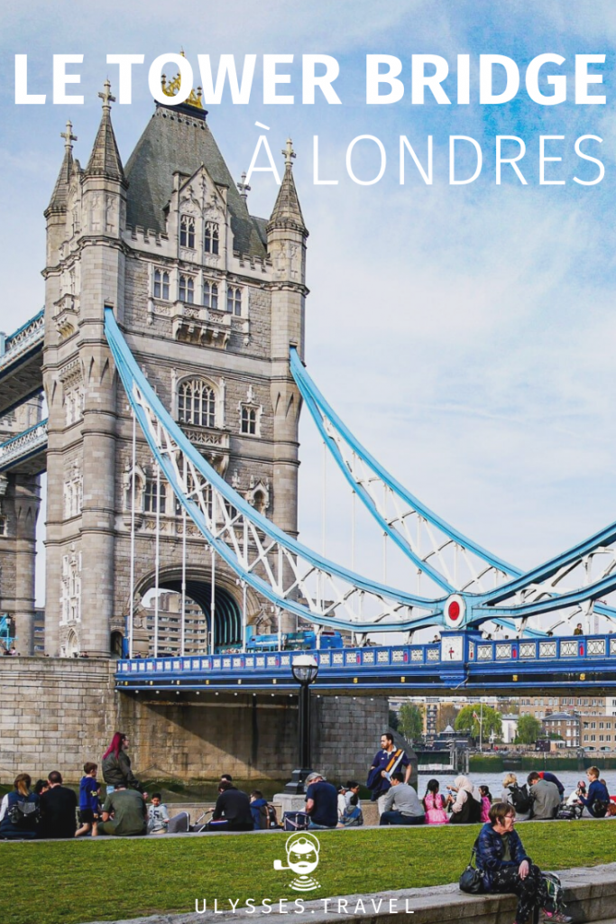 Tower Bridge - Londres - Pinterest