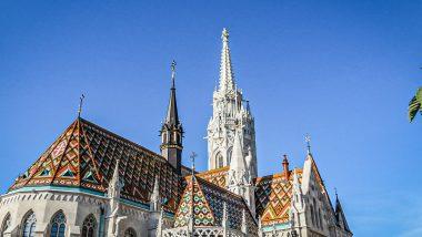 église Notre-Dame-de-l'Assomption de Budavár (l'église Matthias) - Budapest