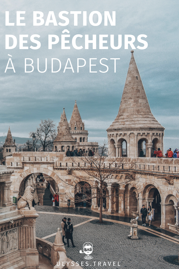Fisherman's Bastion - Budapest - Pinterest