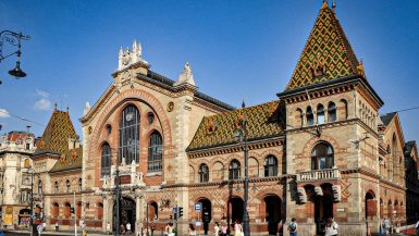Budapest Great Market Hall