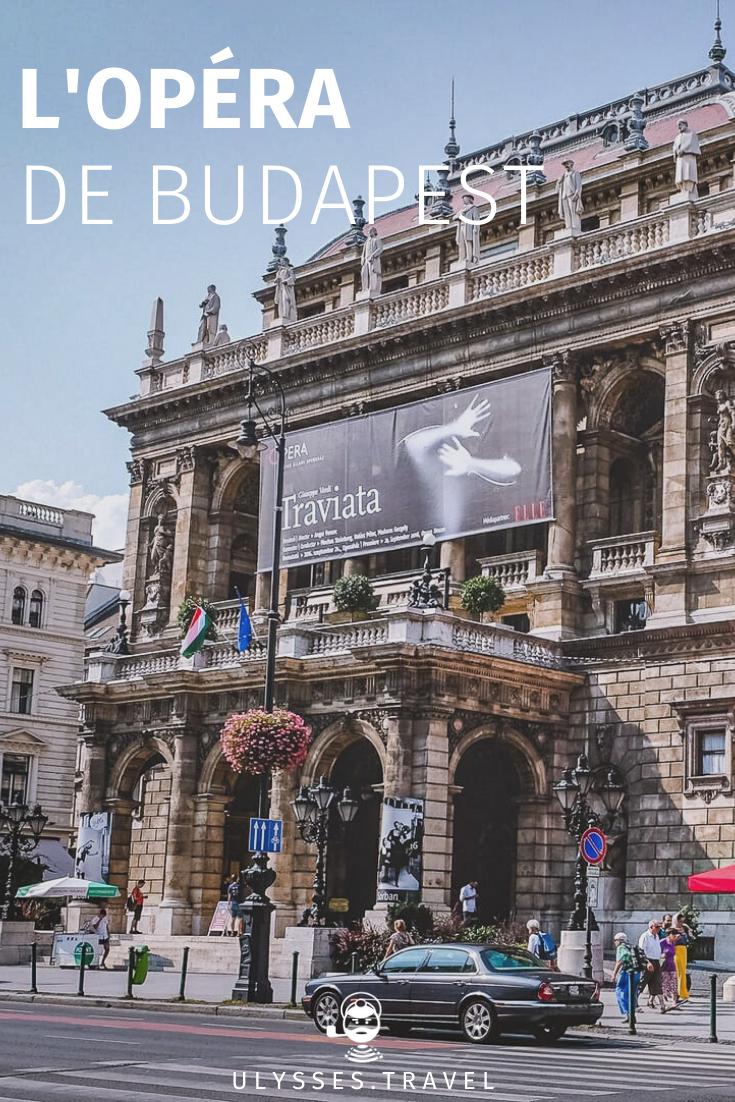 Budapest Opera House - Pinterest