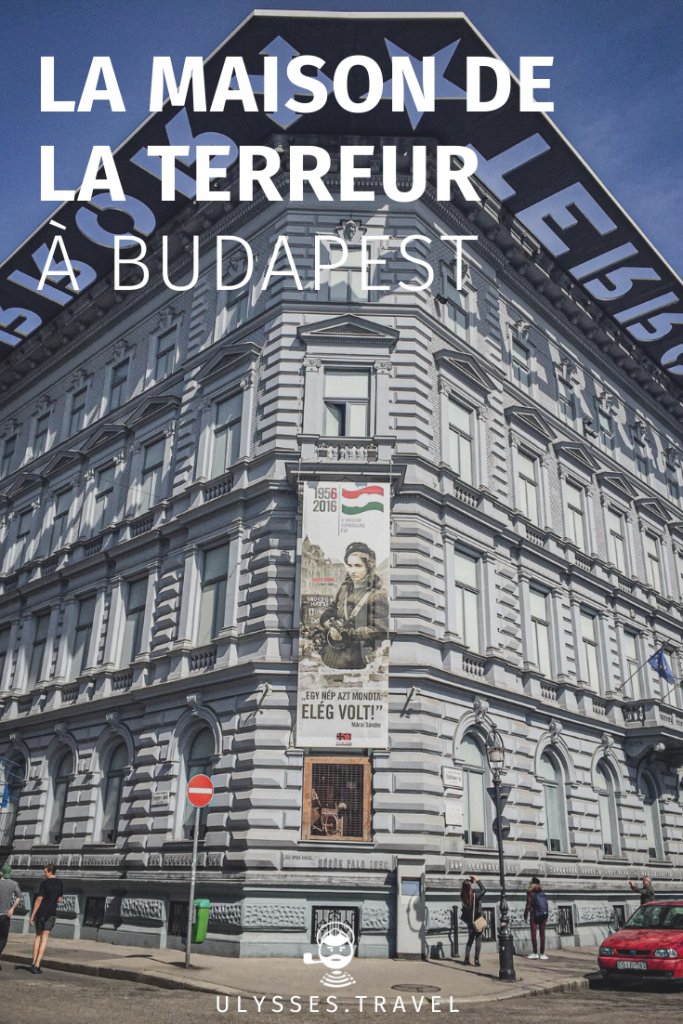 House of Terror - Budapest - Pinterest