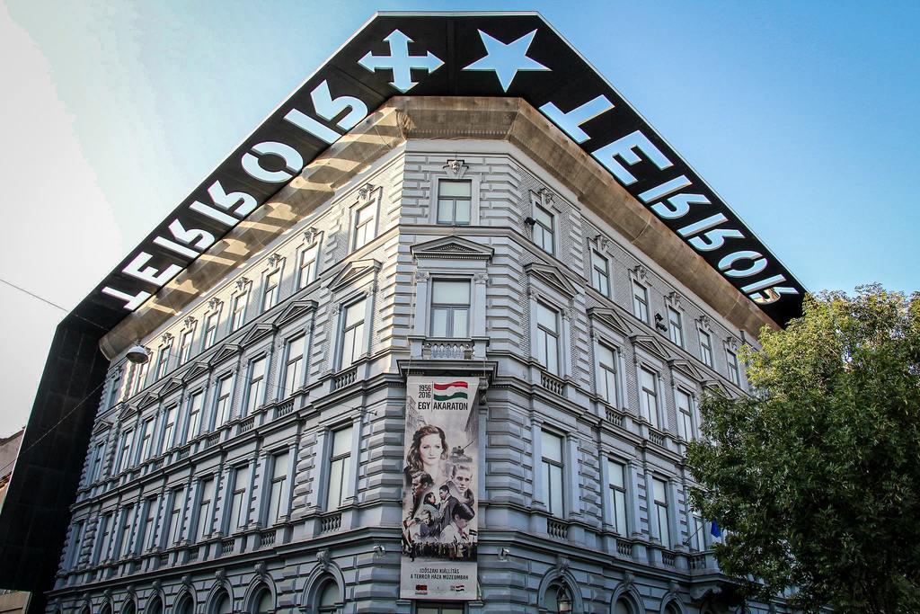 Maison de la Terreur - Budapest