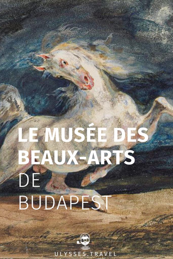 Musée des Beaux-Arts - Budapest - Pinterest
