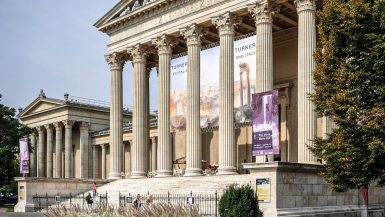 Budapest's Museum of Fine Arts