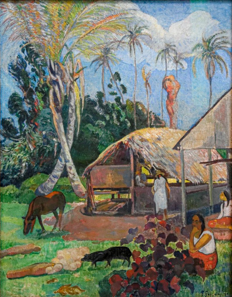 Musée des Beaux-Arts de Budapest - Gauguin