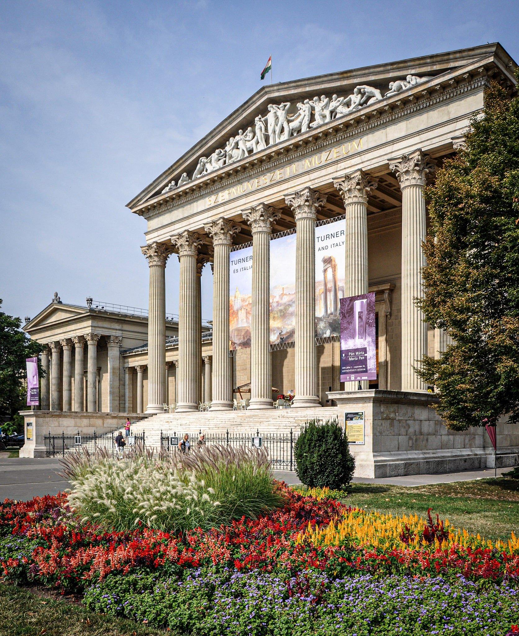 Museum of Fine Arts of Budapest