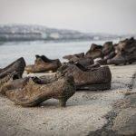 Chaussures au bord du Danube Budapest