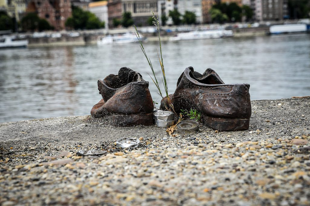 Shoes on the Danube Bank - Budapest
