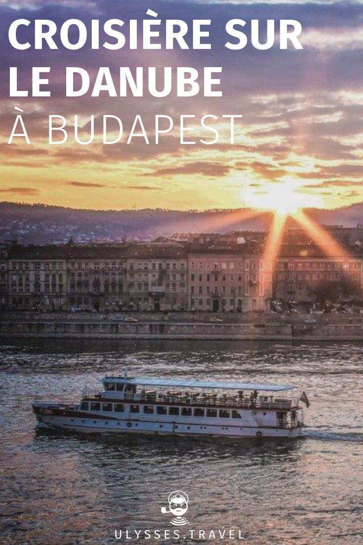 Danube River Cruise - Budapest - Pinterest