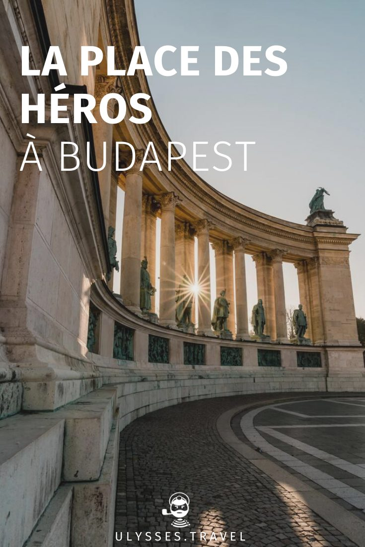 Heroes' Square - Budapest - Pinterest