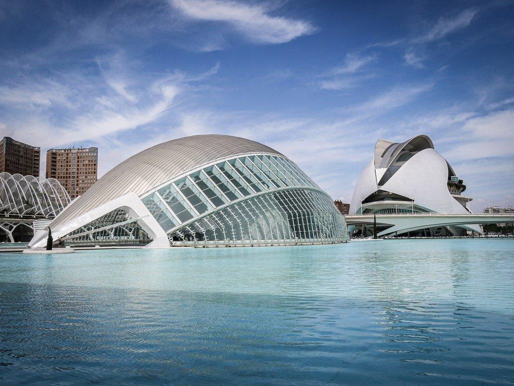 Cité des arts et des sciences - Valence