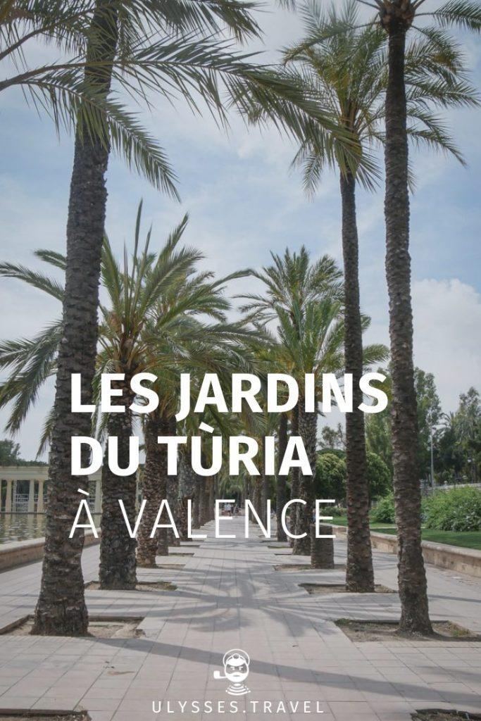 Jardins du Tùria - Valence - Pinterest