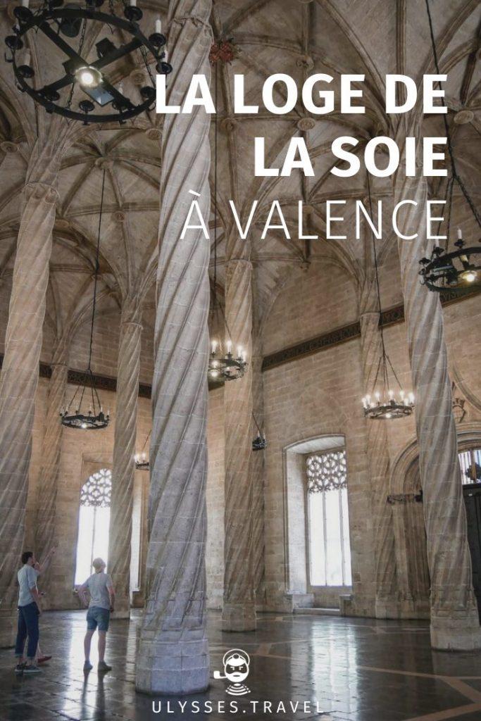 Loge de la Soie - Valence - Pinterest