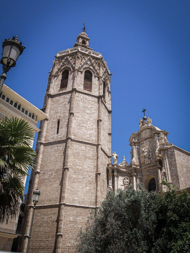 Micalet - Cathédrale Sainte-Marie de Valence