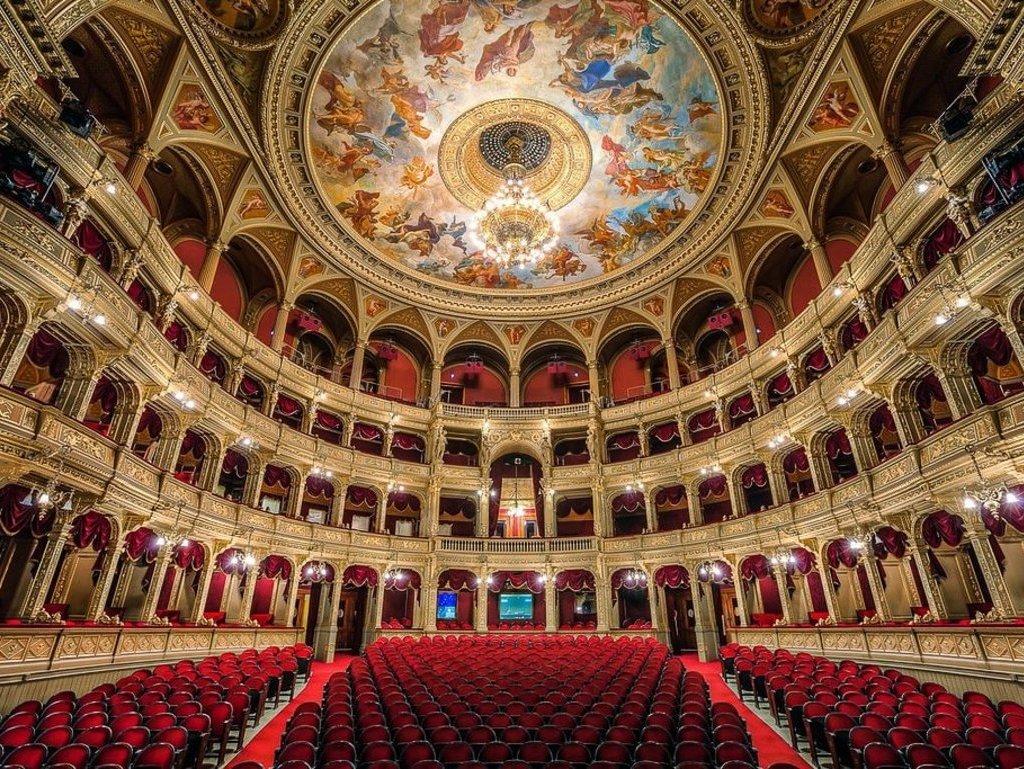 opéra de Budapest