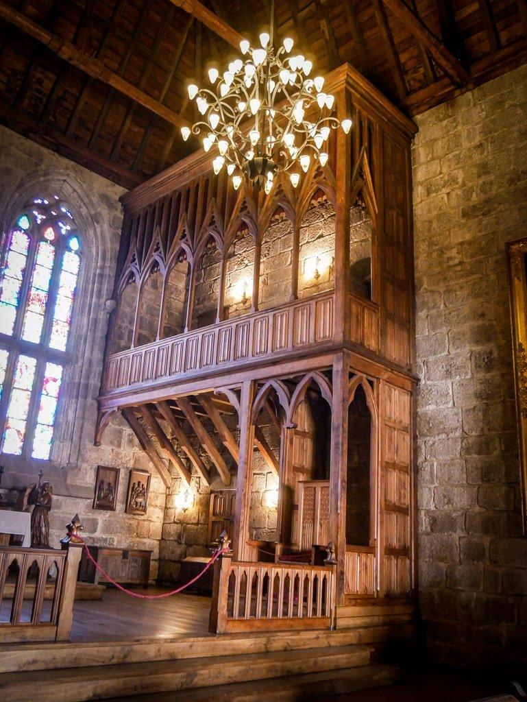 Palais des Ducs de Bragance - Chapelle