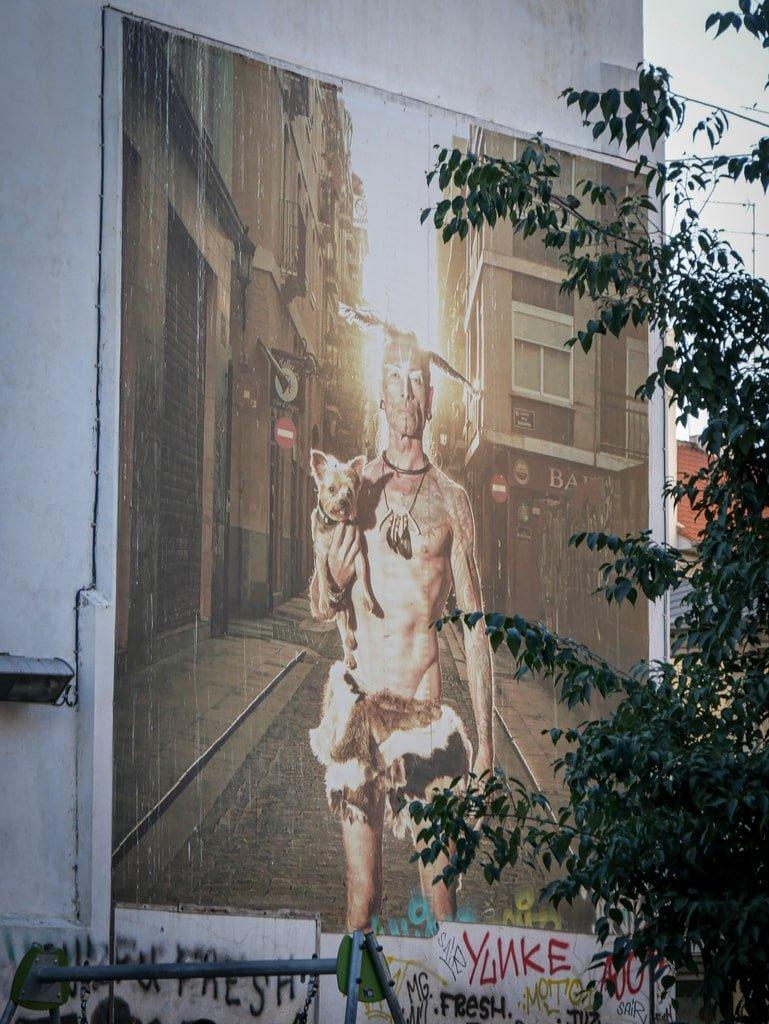 Visiter Valence - art urbain