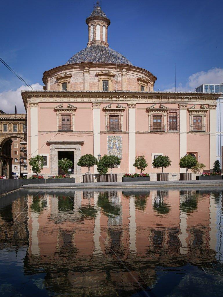 Visiter Valence - Plaza de la Virgen