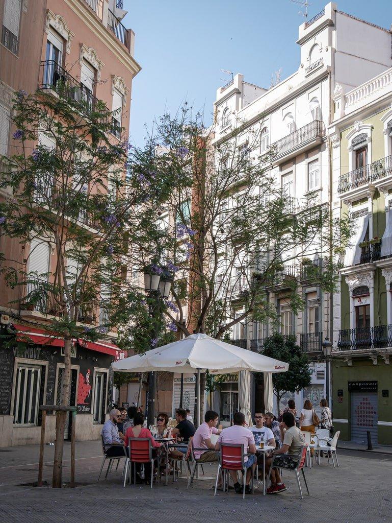 Visiter Valence - Ruzafa