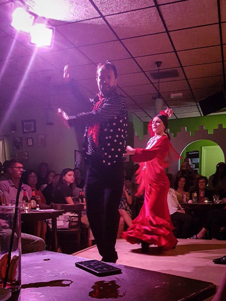 Visiter Valence - flamenco