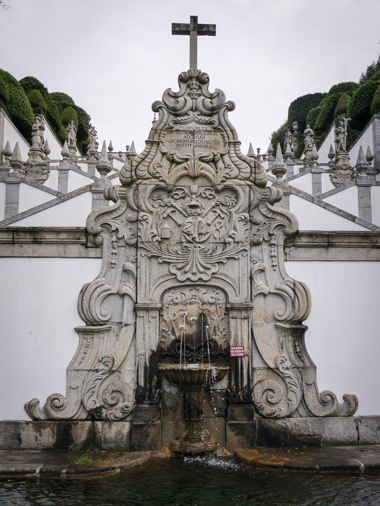 Bom Jesus do Monte - fontaine