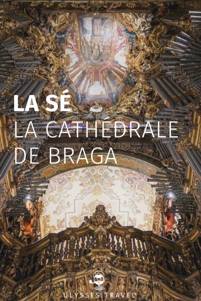 Cathédrale de Braga - Pinterest