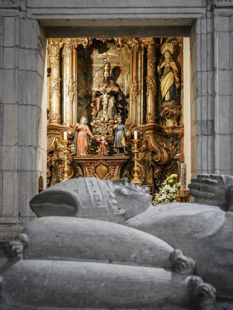 Cathédrale de Braga - chapelle