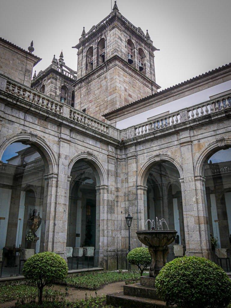 Cathédrale de Braga - cloître