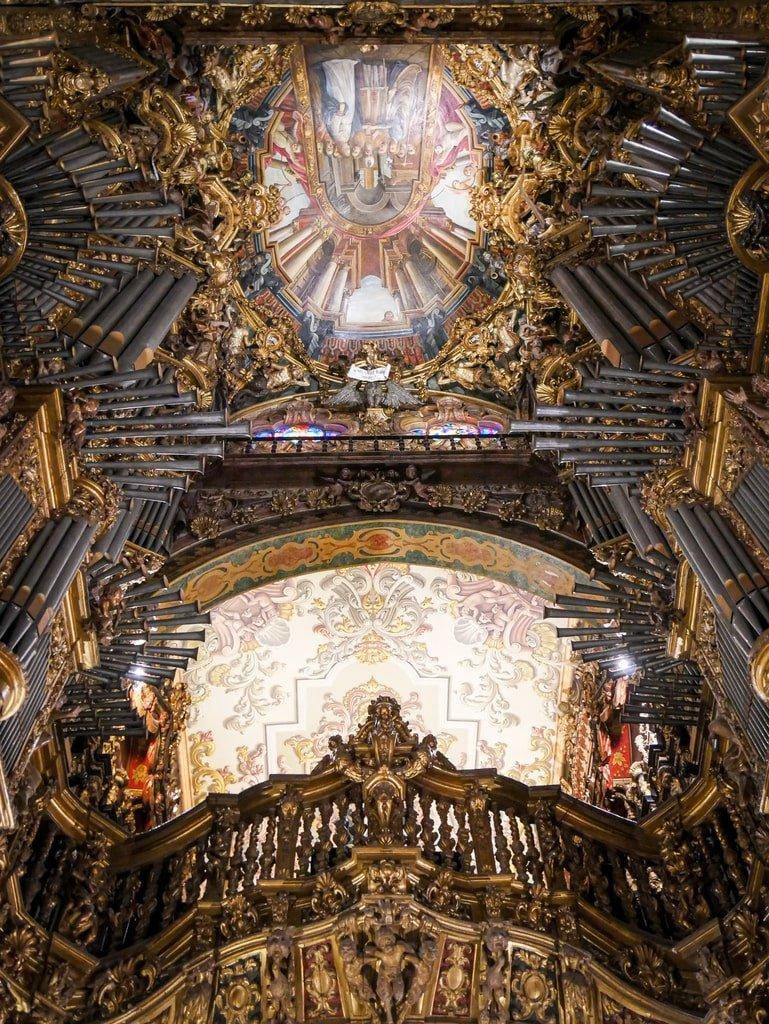 Cathédrale de Braga - coro alto