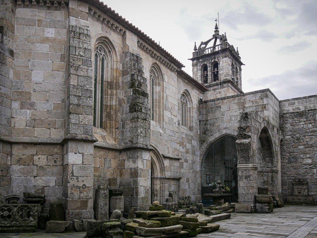 Cathédrale de Braga - extérieur